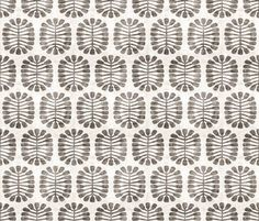 seeded fabric | holli zollinger.