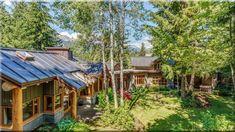 kanadai rusztikus faház - Luxuslakások, házak