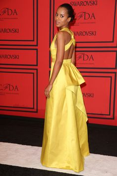 10 Positively Stunning Fashion Moments Of The 13 CFDA Awards #Refinery29