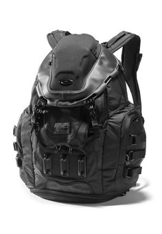 Oakley Stealth Black Backpack