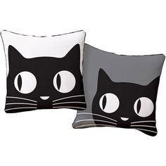 Tugger Cat Pillow