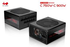 In Win Launches Classic Series Power Supplies with 80 Plus Platinum Efficiency