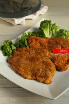 Fettine di pollo al forno con paprika