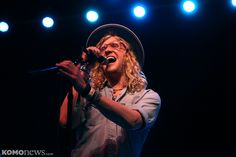 Allen Stone performs at Capitol Hill Block Party.