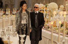 "Highlights: Chanel pre-fall 2012 ""Paris Bombay"" | Harper's BAZAAR"