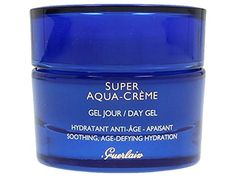 Guerlain Super Aqua Creme Soothing AgeDefying Hydration Day Gel 16 Ounce * Click image to review more details. (Note:Amazon affiliate link)