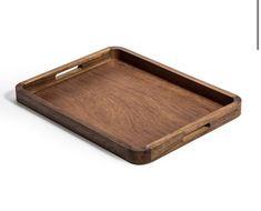 Soup Kitchen, Kitchen Decor, Wooden Serving Trays, Ottoman Tray, Large Salad Bowl, Wood Tray, Acacia Wood, Ceramic Bowls, Bamboo