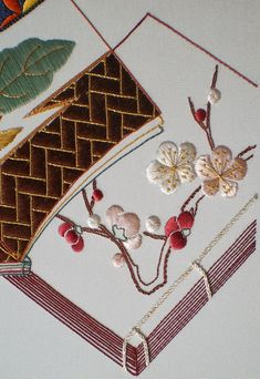Threads Across the Web: Wot no Japanese Embroidery