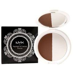 Amazon.com: Nyx Highlight & Contour Powder-hcp01: Beauty