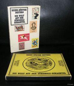 Match Box covers# ZUNDHOLZ SCHACHTEL#1968, nm