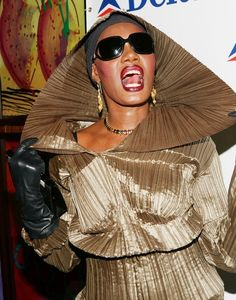 Grace Jones released her autobiography I'll Never Write My Memoirs this week. And she certainly hasn't disappointed.