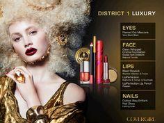 Hunger Games make-up