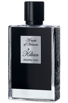 Kilian ~ A Taste of Heaven. Another for the men folk. And All I can say is, 'Yes, Please!' This is incredible. I will buy this for the husband. When I tried a sample, I could have gnawed my own arm off it is so delicious. african orange flower, geranium, bergamot, rose, wormwood, lavender, patchouli, oak moss, amber, vanille and tonka bean. Smells so unbelievably amazing.
