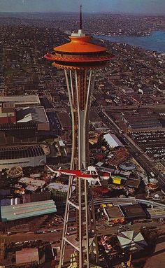 Space Needle - 1962 Seattle World's Fair