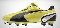 Puma King - 2013 model - Yellow / Black / White