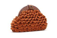 Italian crochet bag