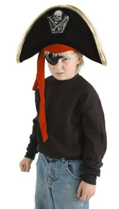 elope Kid's Pirate Hat >>> Find out more about the great product at the image link.