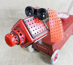 LIMO  The Stretched Robot Dog  Reclaim2Fame by reclaim2fame, $255.00