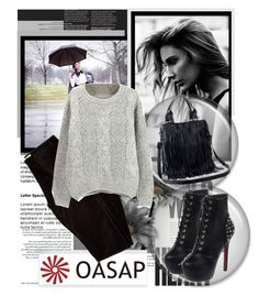 """""""Oasap 1"""" by merymery6543 ❤ liked on Polyvore featuring mode"""