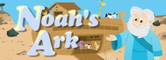 Bible Games for Kids | Noah's Ark is the classic Bible story tale of Noah, a virtuous man tasked by God to build an ark for his family and all animals, to survive the great flood. Features:  - Interactive storytelling of the Bible story of Noah's Ark  - Engaging narrator & characters voices, sound effects and original music  - In-story games challenge your child to take part, providing a more memorable experience  - Re-playable Mini-games featuring the Noah's Ark characters #bible #games #ki...