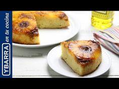 Receta Bizcocho de piña - Ybarra en tu cocina