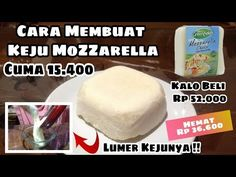 Mozzarella Homemade, Western Food, Cake Pops, Good Food, Food And Drink, Cooking Recipes, Cheese, Snacks, Breakfast