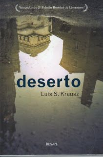 Sebo Felicia Morais: Deserto- ( Vencedor do 2ª Prêmio Benvirá de Litera...