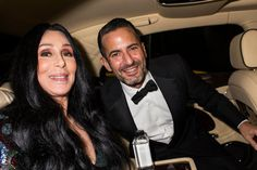 At the Met Gala, Cher and Marc Jacobs Make a Dream Duo - NYTimes.com