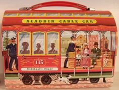 1962 Aladdin Cable Car