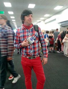 Wolowitz cosplay