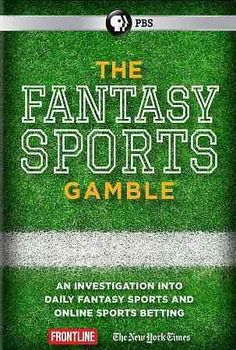 33 best sports betting images on pinterest sports betting sports frontline the fantasy sports gamble fandeluxe Image collections