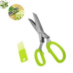 7.Top 10 Best Chopped Salad Scissors Review in 2016