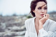 Анджелина Джоли — Фотосессия для «DuJour» 2014 – 5