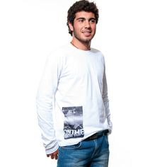 6704 - Camiseta Manga Longa On The High Way