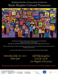 Project to identify Boyle Heights' cultural treasures