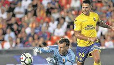 Las Palmas acusa al Sevilla de actuar con «mala fe» en el 'caso Vitolo'