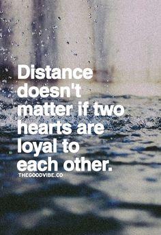 Distance Wont Matter Quotes