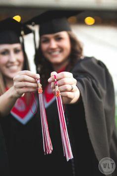 Coug Graduation Picture Idea
