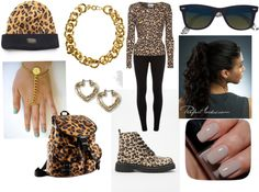 """""""[Rawr] Part 6"""" by aleecya-cherye-sims ❤ liked on Polyvore"""
