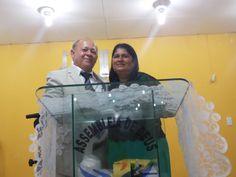 ASSEMBLEIA DE DEUS EBENÉZER EM PERNAMBUCO: Entrevista com o Pastor José Lins, novo pastor-pre...