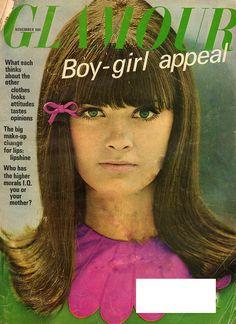 Glamour - November, 1965 - Katherine Carpenter