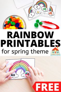 Use these free spring printables for preschoolers to do your spring theme preschool lesson planning. This list has all the preschool activities for spring. Preschool Lesson Plans, Preschool Learning Activities, Free Preschool, Preschool Themes, Preschool Printables, Free Printables, Preschool Spring Songs, Abc Games For Kids, Circle Time Activities
