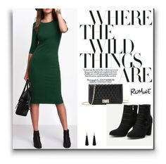 """""""Romwe 8/10"""" by dilruha ❤ liked on Polyvore"""