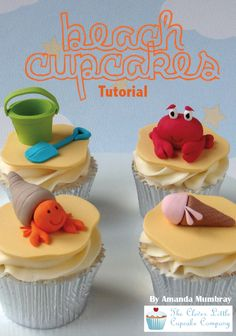Tutorial from The Clever Little Cupcake Company!