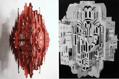 Ingrid Siliakus – Detailed Architectural Masterpieces