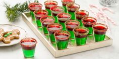 The 56 Most Delish Holiday Jell-O Shots