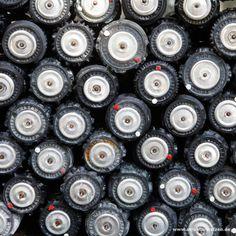 Sammlung alte Musterwalzen von Karl Reuss ...  Collection of old sample rollers by Karl Reuss ...    Collection d'anciens cylindres d'échantillonnage de Karl Reuss...  #patterncollection #collections #sammlungen