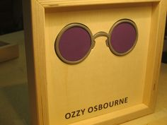 Famous Glasses: OZZY OSBOURNE