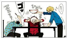 Ace Sabo Luffy, 0ne Piece, Anime One, Zoro, Naruto, Otaku, Pirates, Fanart, Humour