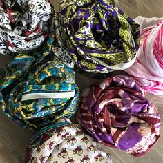 Luxurious silk scarves with beaded edges made in Cape Town from vibrantly printed sari fabric. Sari Fabric, Silk Scarves, Vera Bradley Backpack, Cape Town, Clothes For Women, Printed, How To Wear, Fashion, Outerwear Women